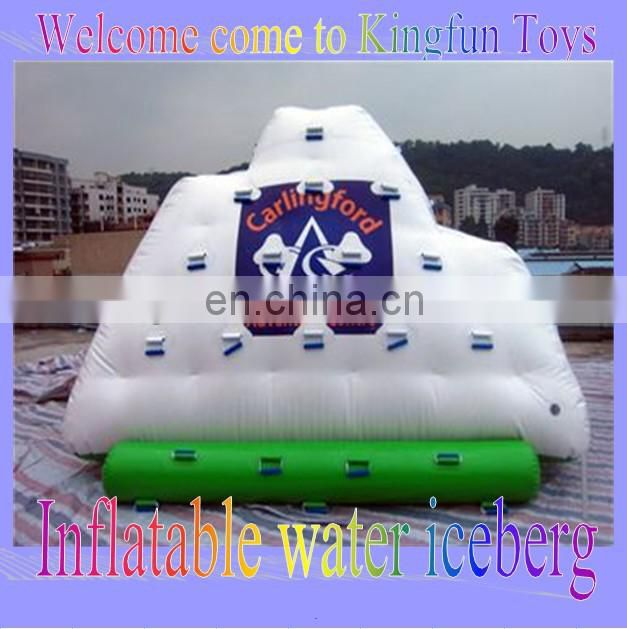 2014 Sale Inflatable climbing iceberg