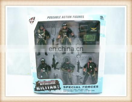 New product kids plastic toy army small military soldiers toys