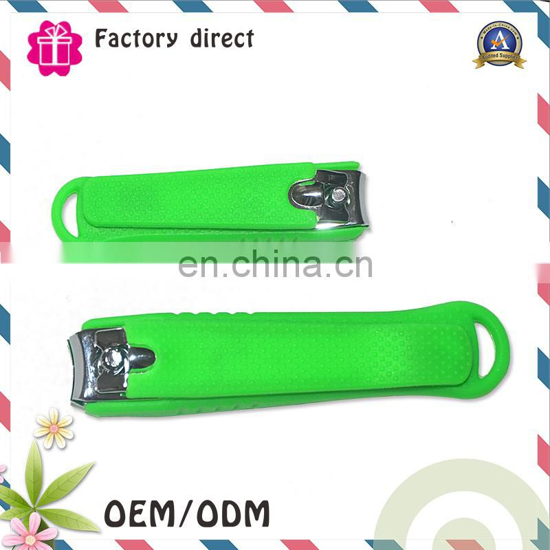 custom finger germany cartbon steel nail clipper