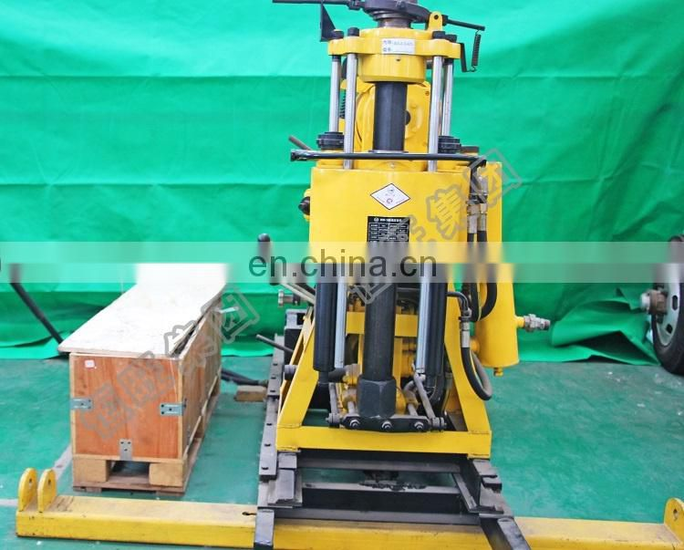 clay soil used deep water well drilling rig small well drilling borer for Farm irrigation