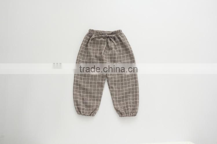 2016 new autumn new born clothes baby pants cotton pants baby boy pants children harem pants newborn Baby boy pants cheap