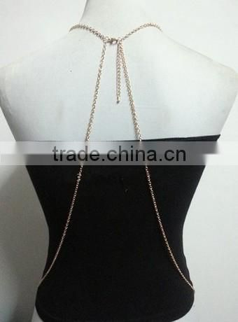 Sexy waist chain body chain body jewelry