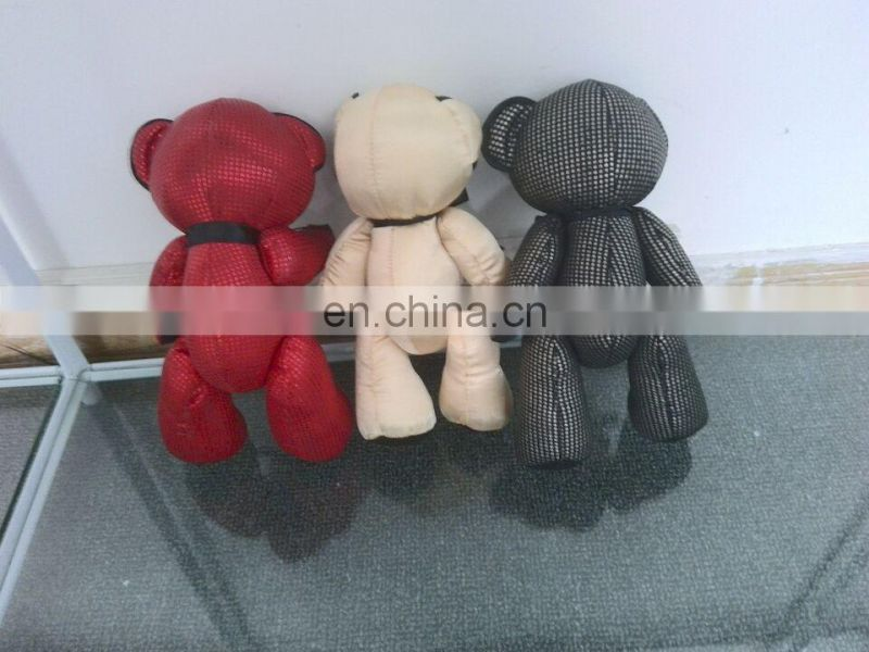 Jointed Legs Teddy Bear , Teddy bears Angel for promotional