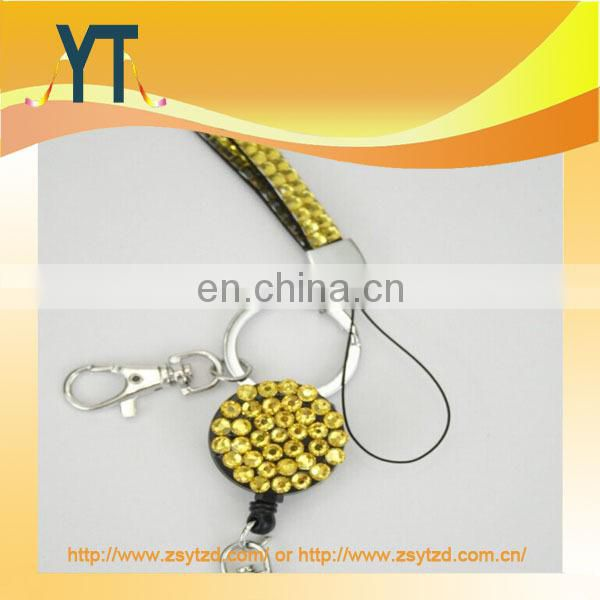 New Design Bling Yoyo Id Badge Reel That you Like