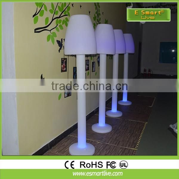 High quality PE fashion design elegant LED Modern floor lamp