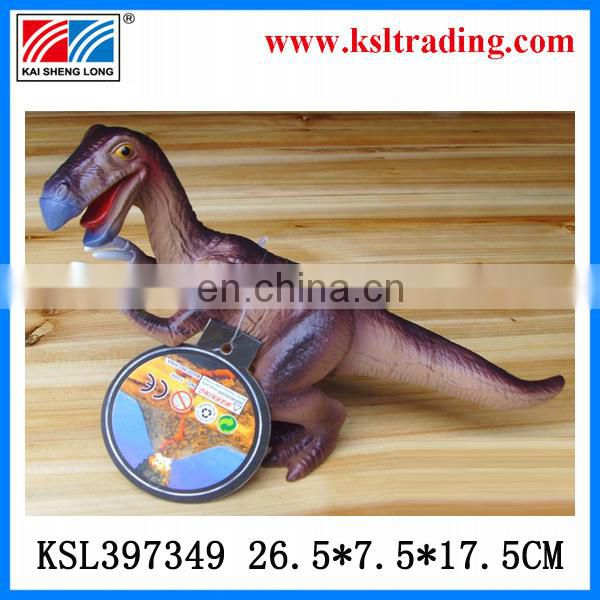 hot selling vinyl dinosaur toy for kids