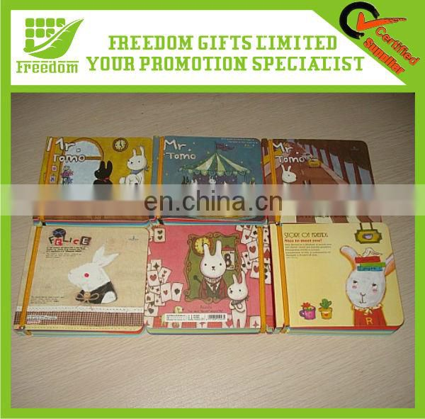 Promotional Custom Hardcover Notebook