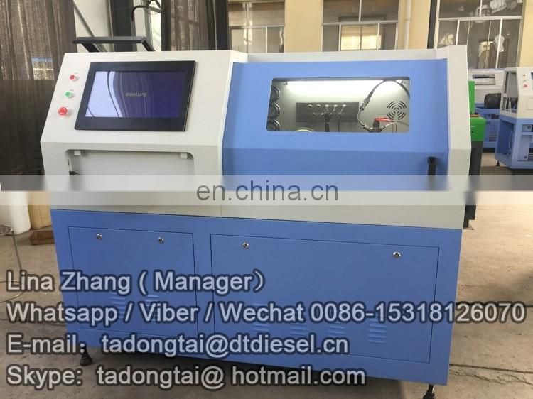 Diesel Injection Pump and Injector Test Machine CR816