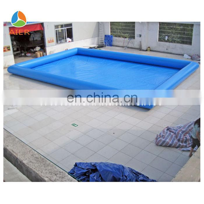 Inflatable adult swim pool,inflatable pool for party rental