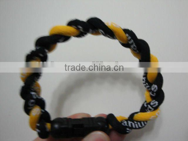 Sports energy bracelet manufacturers with many colors