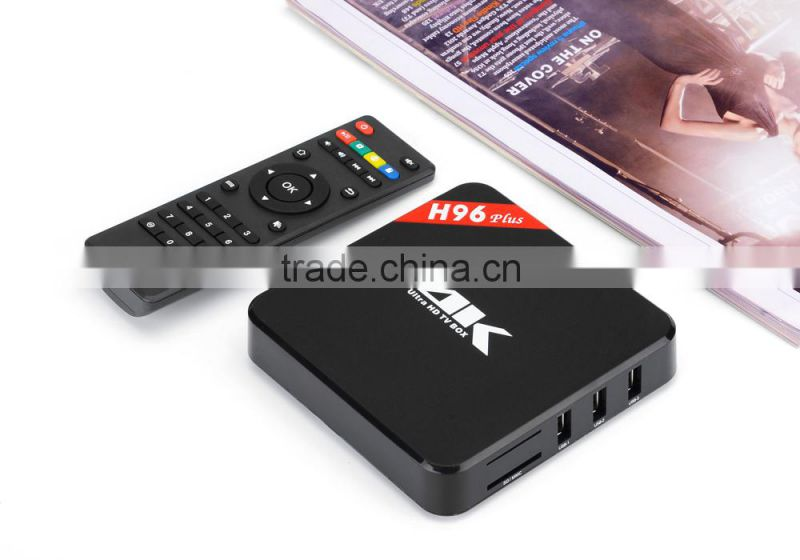 Smart firmware quad core supported bluetooth MX Plus S905 1G
