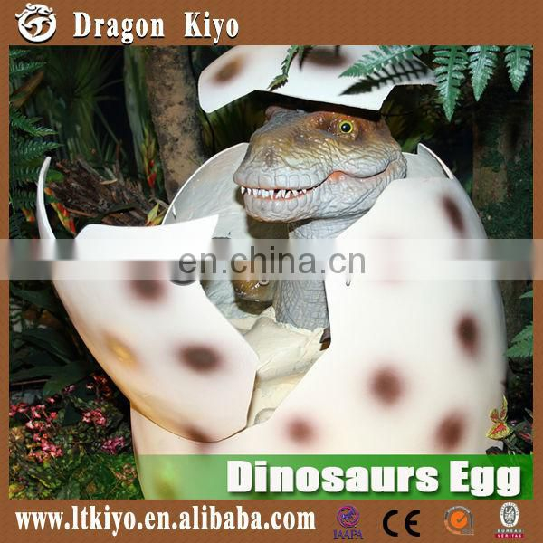 2016 realistic electric moving dinosaur eggs for christmas