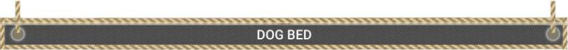 Memory Foam Canopy Dog Bed / Orthopedic Memory Foam Pet Bed