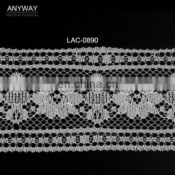 New fashion cotton embroidery lace,new design embroidery lace,cutwork lace embroidery designs