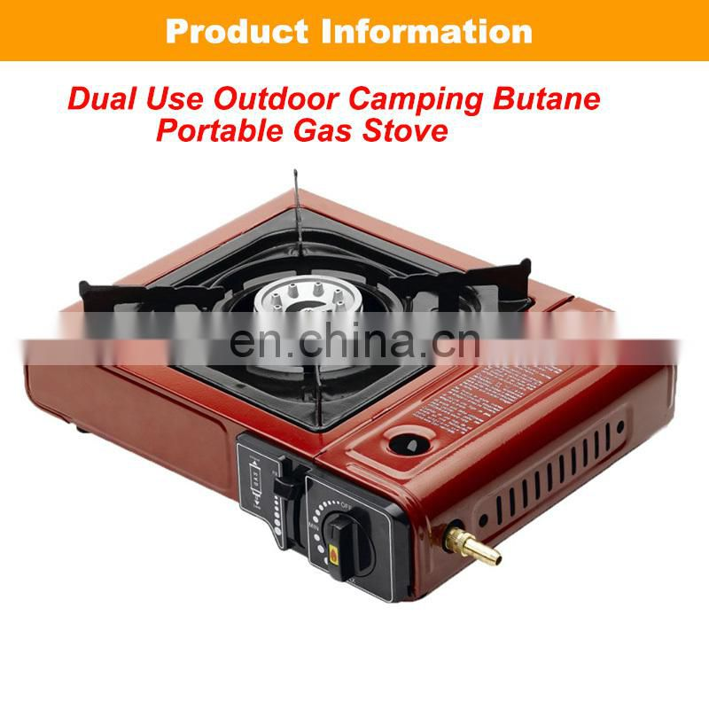 OEM ODM CE APPROVED cool rolled sheet LPG and Butane Gas Stove for outdoor gas grill with oven