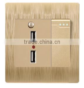 Home/Apartment/Hospital usb multi mobile phone charger/USB Wall Socket/usb multi charger