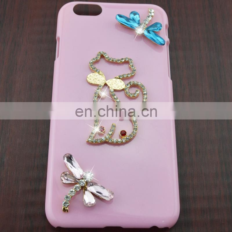 diy phone case decoration lovely cat