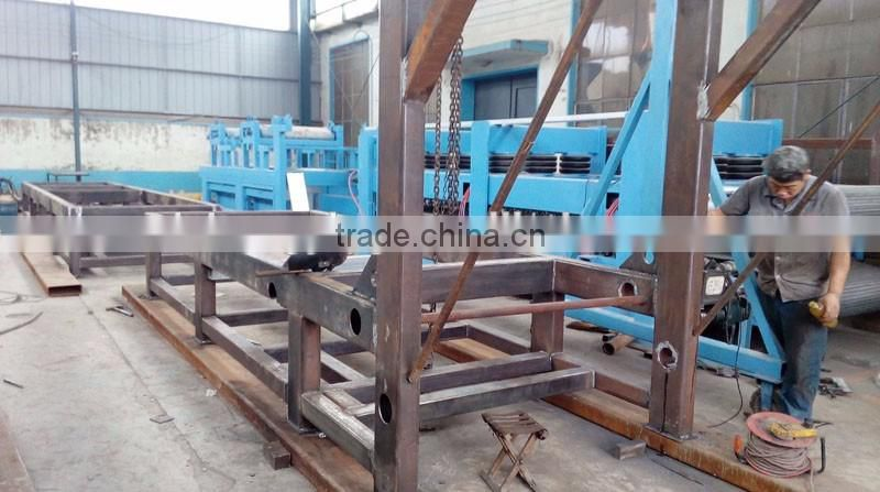 Automatic SMC-1000A-24 Sheet material production line 006