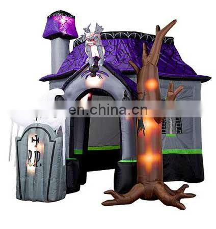 Hot sale Inflatable Halloween pumpkin