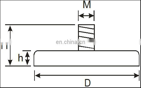 China Manufacturer with Heavy Duty Crane Hooks
