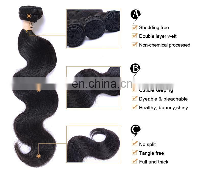 Stylish body wave hair weaving/body wave hair extension from Xuchang Hengyuan