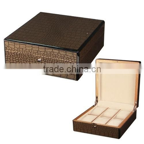fine lacquer watch display box