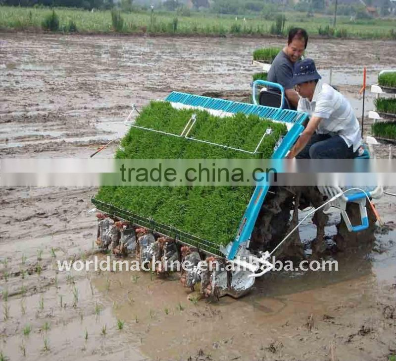 2016 Hot Sell Good Quality Farming Machinery Rice Planter/Rice Planting Machine/Paddy Rice Transplanter