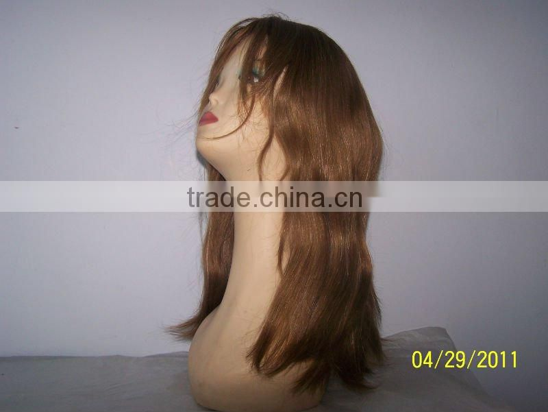 100% human remy hair full lace wigs