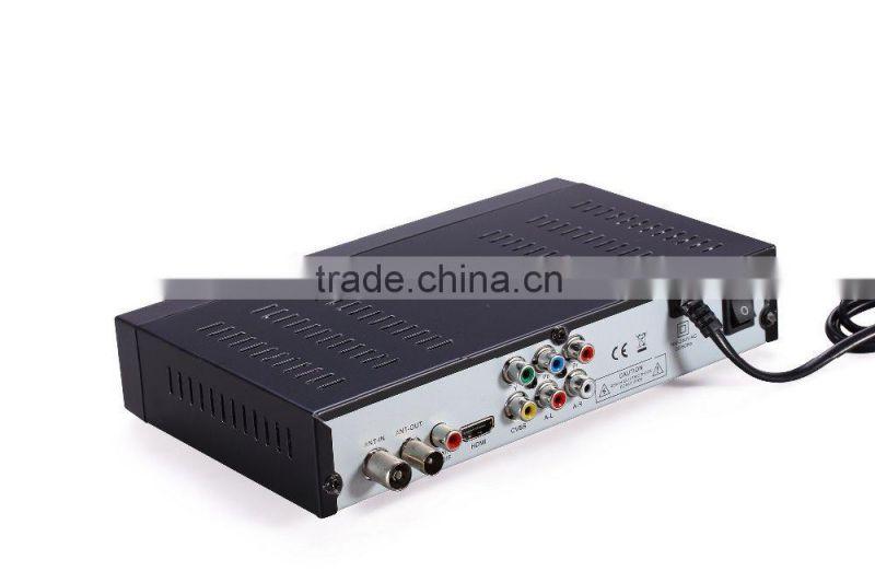 Factory FTA DVB T2 MPEG4 H 264 DVB-T2 HIGH DEFINITION DIGITAL