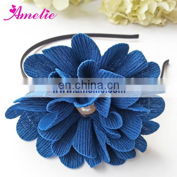 Assorted Colors Flower Baby Headband Hair Bands