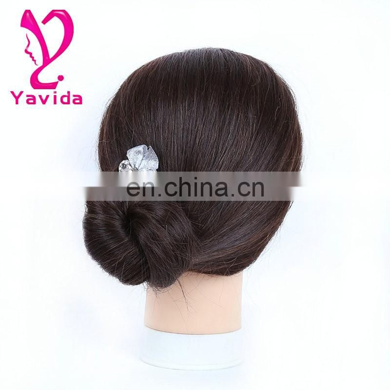 mannequin head/ natural hair training head /hair dressing mannequin doll