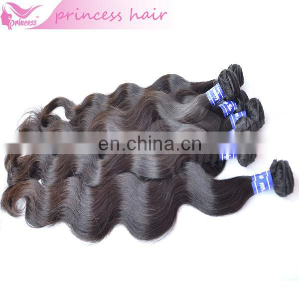 100% Malaysian virgin human hairpieces for black women