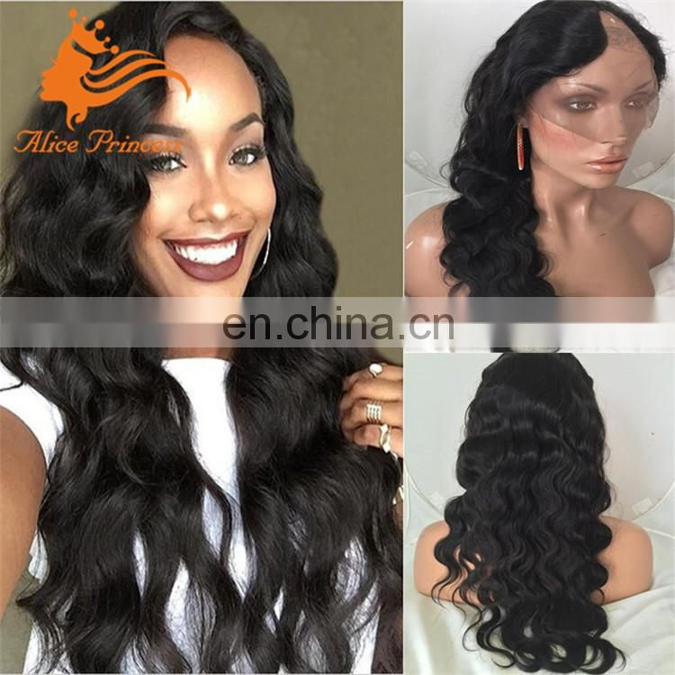 body wave left side u part wigs for black woman cheap brazilain human hair u part wig u shape wigs for sale