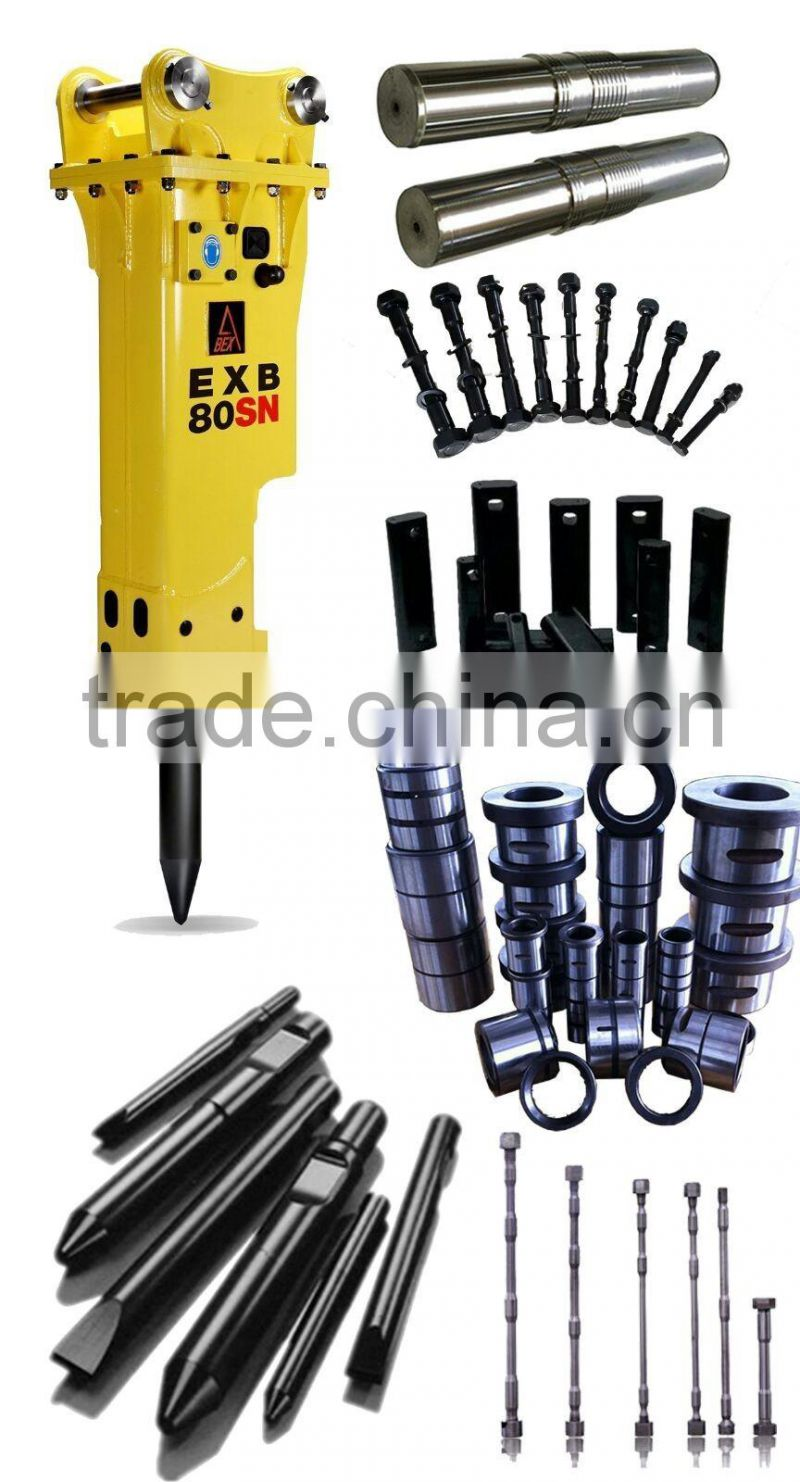 spare parts for construction equipment ring bush hydraulic breaker hammer spare parts
