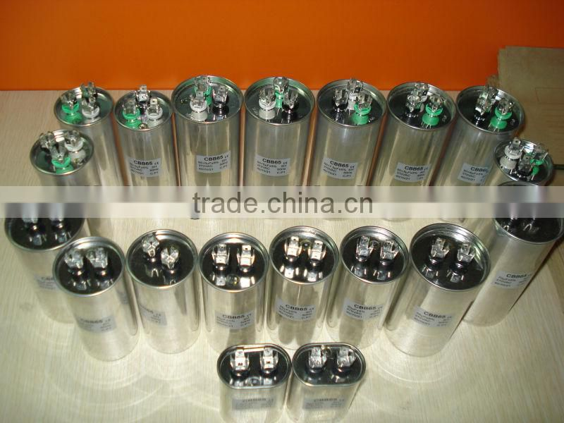 Motor Running air condition Capacitor CBB65