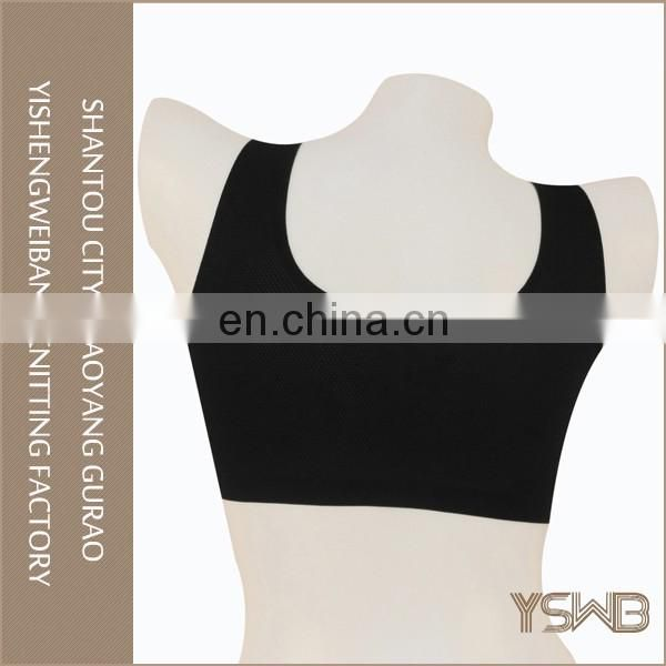 China online shopping superior quality workout sports bra with Eco-Friendly