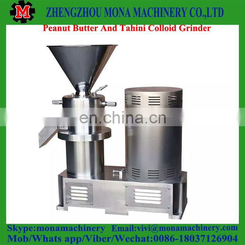 ginger garlic paste colloid mill grinder