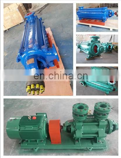 High pressure 250m head building water supply pump engine
