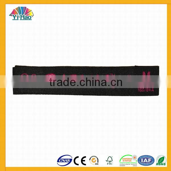Garment main label,clothing main label , bag main label