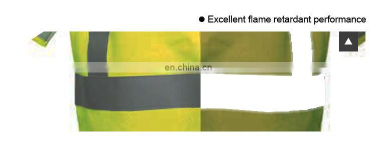 reflective hot selling cheap safety vest fabric