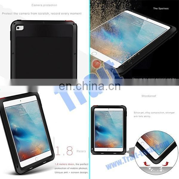 LOVE MEI Metal Case for iPad Pro 9.7, For iPad Pro 9.7 Case Wholesale