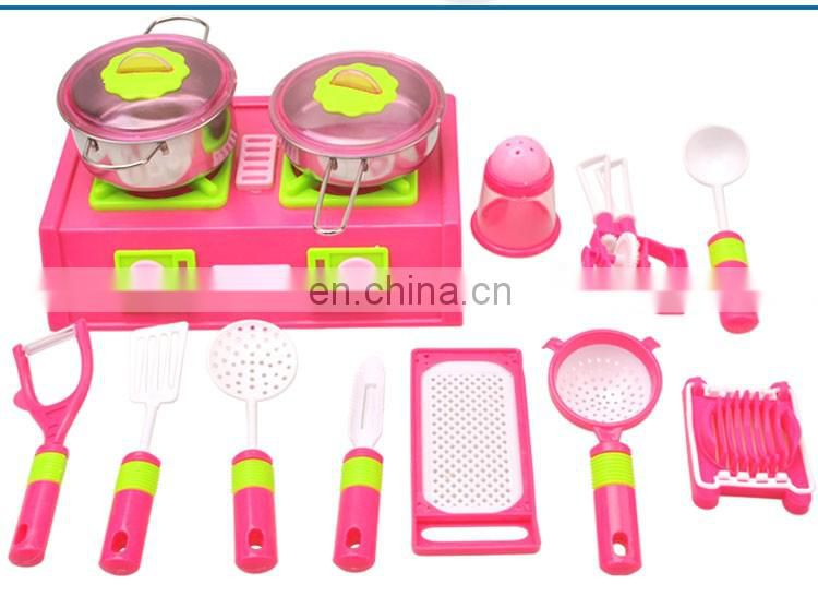 2017 Cheap High Quality Funny Kitchen Play Set Kitchen Toys For Kids