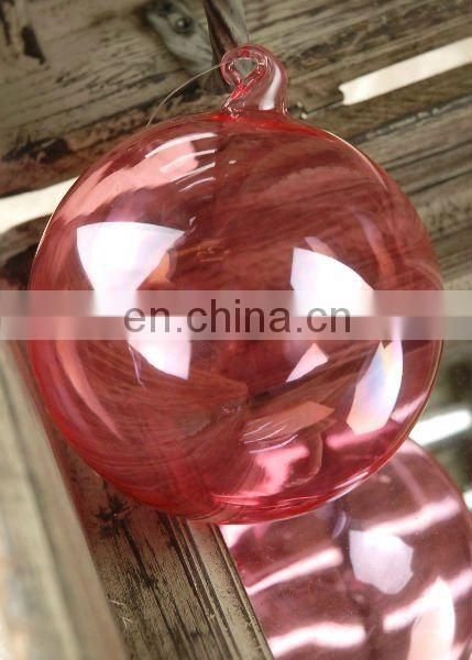 Glass Ornament Ball