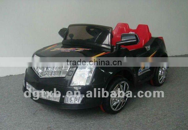 Factory directly offers radio control kids cars, double motors & batteries electric kids car 838