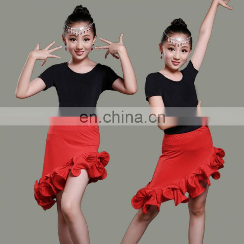Children Girl Modern Dance Dresses