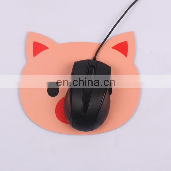 custom printed rubber mouse pad in China