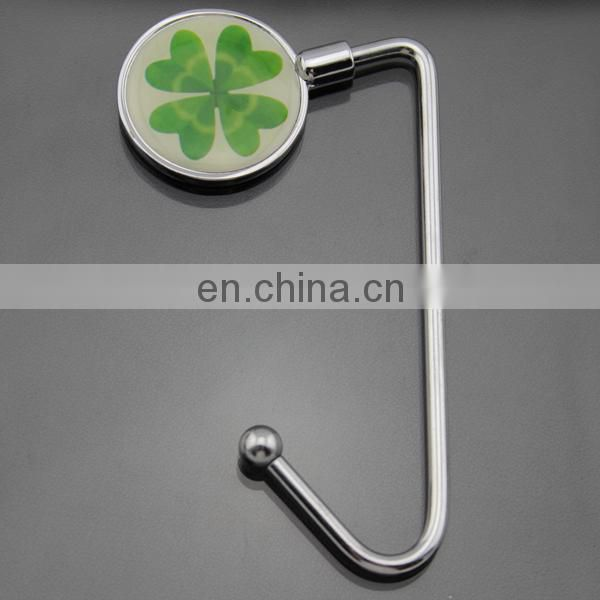 Customized metal sleeping bag hanger for promotion