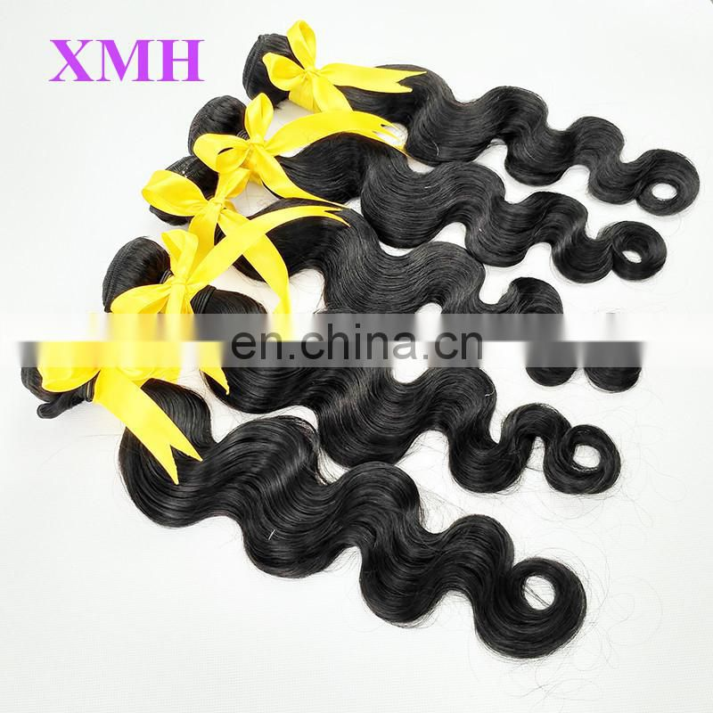 Wholesale 100%Human Hair Extensions Free Sample Free Shipping Bundles