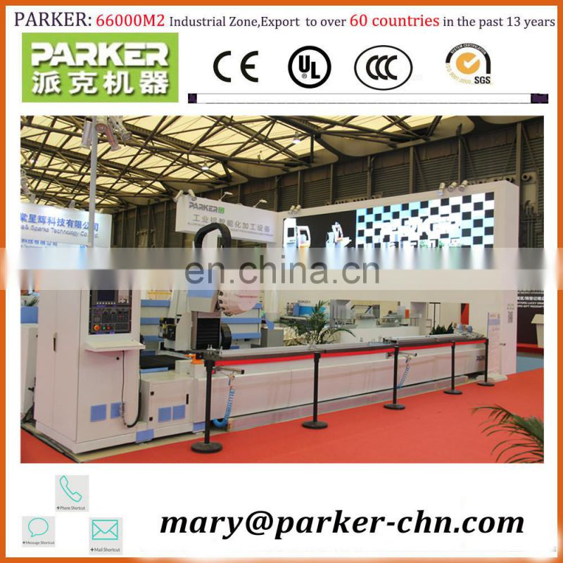 Aluminum Profile Drliing And Milling Machine With CNC Milling Machine Price