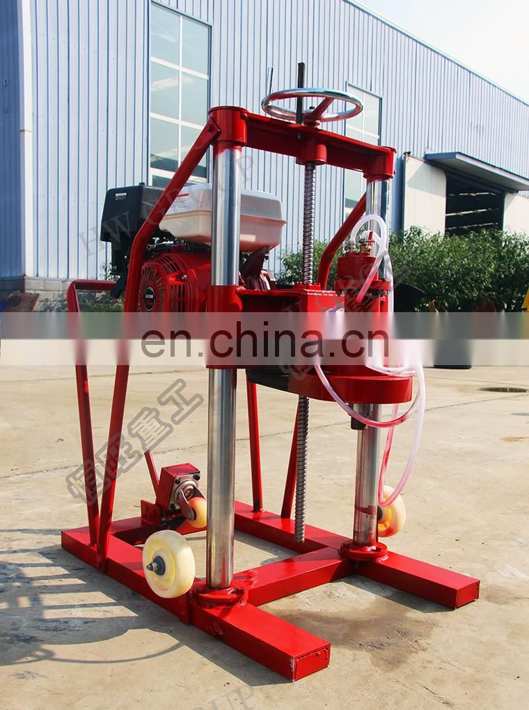 Factory Price Vertical Concrete Core Drilling/Stone Drilling Machine